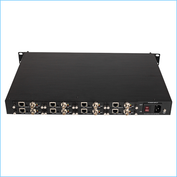 H3618 HD H.264 8Channels SDI encoder
