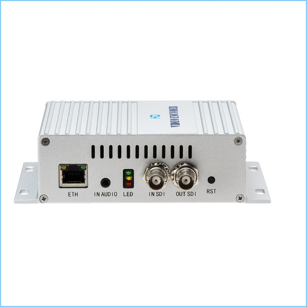 H5610B SDI input SDI loop out HD encoders